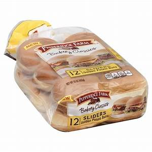 Pepperidge Farm Bakery Classics Sliders, Golden Potato ...