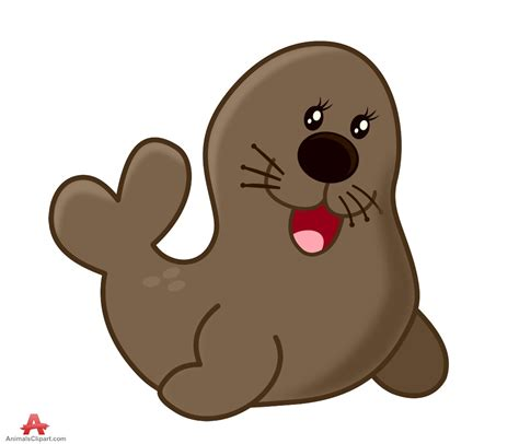 clipart animals antarctic animal clipart collection