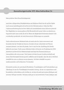 Kostenlose Kfz Bewertung : kostenlose bewerbungsvorlage kfz mechatroniker in ~ Jslefanu.com Haus und Dekorationen