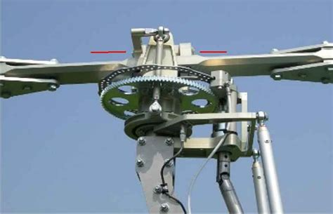 trixie aviation swashplate rotor head rotary wing forum