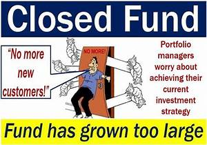 Closed Fund - Definition And Meaning
