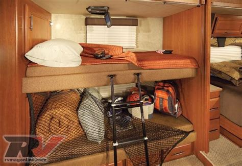 73 Best Images About Rv Bunks On Pinterest