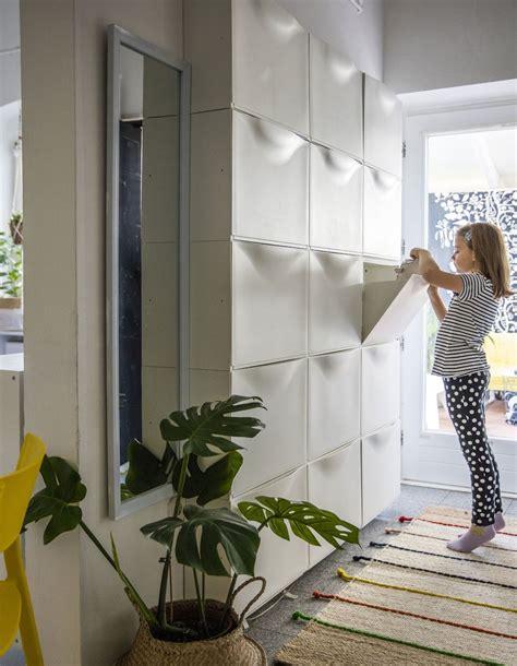 Stauraum Für Kleine Räume by Stauraum F 252 R Kleine R 228 Ume Flur Flure Kleine Flure Ikea