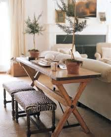 Sofa Dining Table by 10 Narrow Dining Tables For A Small Dining Room