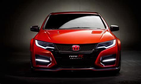 Honda Jazz 4k Wallpapers by Update1 Honda Civic Type R Concept Is 5 Door 280hp