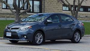 2014 Toyota Corolla Le Cvt Review