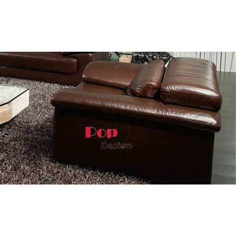 canapé cuir veritable canapés en cuir véritable 3 2 1 porto pop design fr