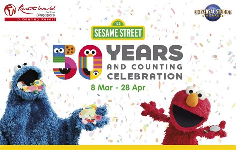 Sesame Street 50 Years and Counting Celebration at ...