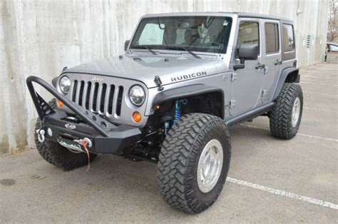 built jeep rubicon 2013 custom built lifted rock crawler jeep wrangler