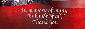 » Pay it Forward this Memorial Day!