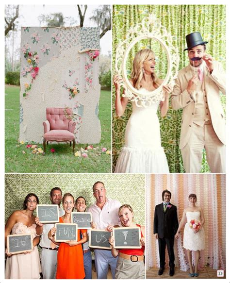 idee cadre photo mariage photobooth mariage id 233 es et astuces