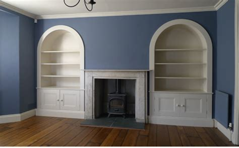 built  fitted furniture