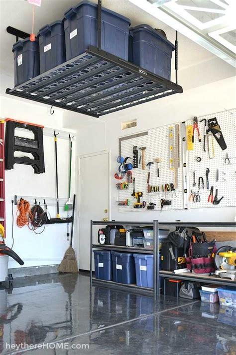Garage Organization How To by Diy Garage Organization Systems Garage Reveal
