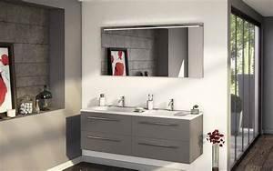 Aérateur Salle De Bain : meuble vasque cedeo ~ Dailycaller-alerts.com Idées de Décoration