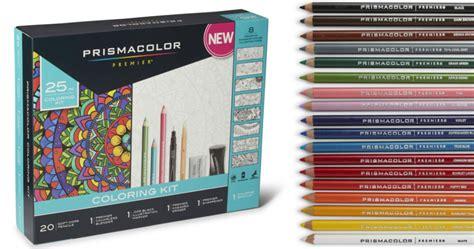 walmartcom prismacolor adult coloring book kit