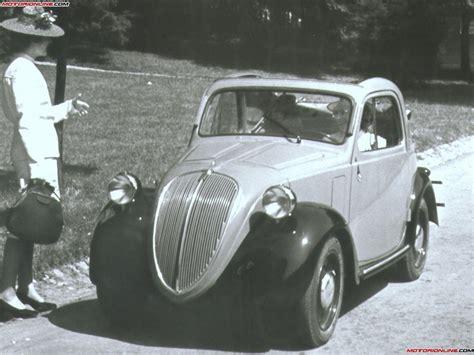 1948 Fiat 500 Topolino Classic Automobiles