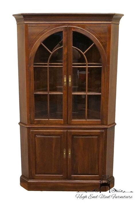 ethan allen american impressions curio cabinet 17 best images about highendusedfurniture on