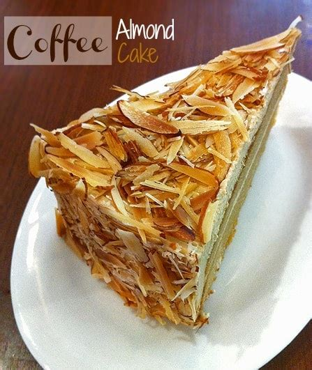 When fully combined, fold in almond flour, coconut flour, cinnamon, baking powder, baking soda, and salt from the muffin ingredients.; Coffee Almond Cake » LeelaLicious