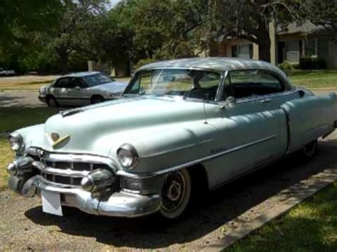 cadillac series  coupe  factory air