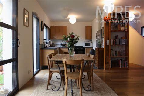 cuisine cagne chic salon ouvert sur salle a manger 28 images cuisine