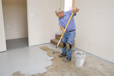 Garage Streichen Farbe by Garagenboden Streichen 187 Daran M 252 Ssen Sie Denken