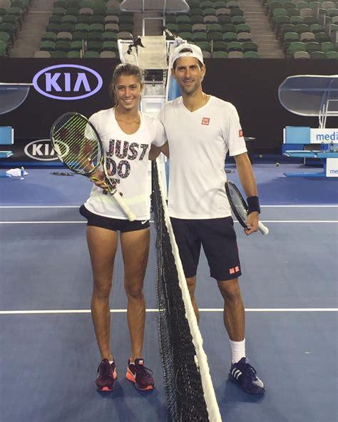 tall female tennis players page  talk tennis