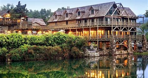 big cedar lodge   ozark mountains  missouri