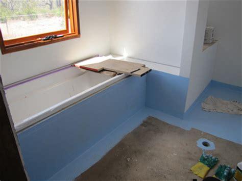 waterproofing inspections build