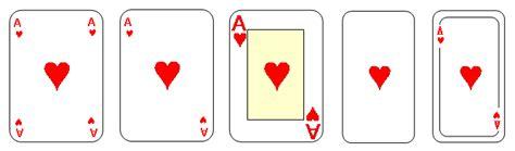 carte da gioco storia