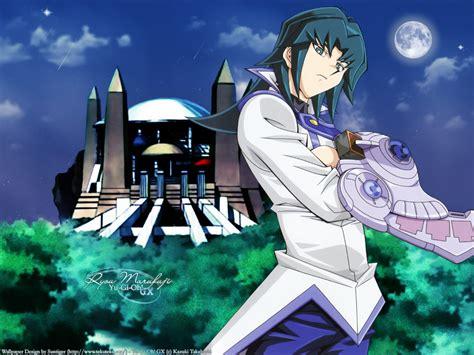 Yu Gi Oh Gx Wallpaper Obelisk Blue Ryou Minitokyo