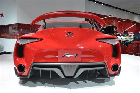 2018 Toyota Ft 1 Concept Picture 538462 Car Review