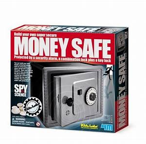 4m   Buzz Wire Money Safe