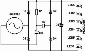 usb dynamo charging alternate from martin39s circuit With usb lamp circuit