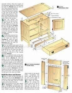 Mission Hutch Plans • WoodArchivist