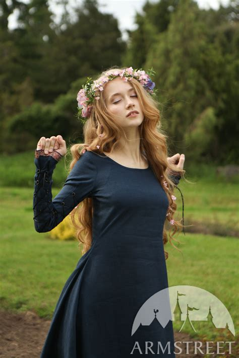 bridesmaid medieval dress secret garden  sale
