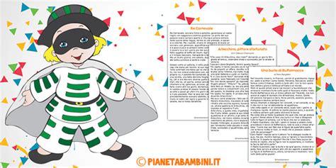testo scuola primaria testi sul carnevale per la scuola primaria pianetabambini it