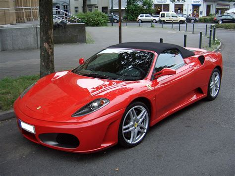 F430 Wiki by File F430 Spider From 2004 Frontleft 2008 06 05 U