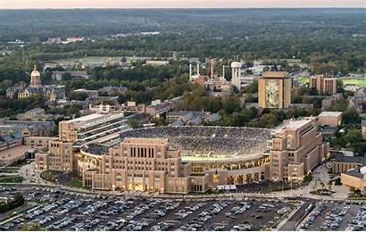 Dame Notre University Campus Crossroads Stadium Project