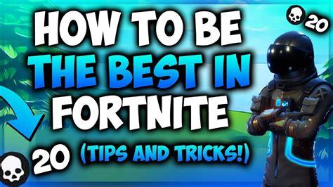 pro tricks     fortnite player