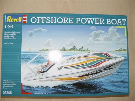 Offshore Power Boats Usa by Offshore Power Boat Revell 1 36