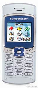 Sony Ericsson T230 Pictures  Official Photos