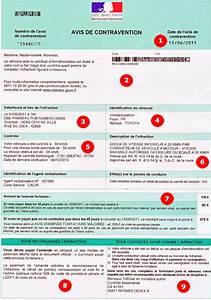 Contester Un Excès De Vitesse : contravention pv modele de pv contravention radar automatique 2009 2013 ~ Maxctalentgroup.com Avis de Voitures