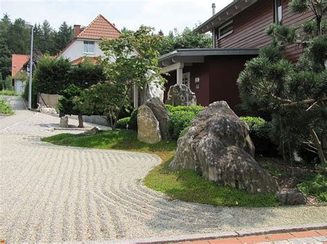 Japanischer Vorgarten Niedersachsen