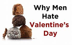Zombies at the Godiva Store: Why Men Hate Valentine's Day ...