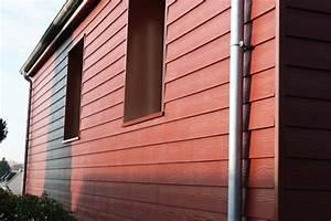 Bardage Fibre Ciment : isolation par l 39 ext rieur isolation laine de roche ~ Farleysfitness.com Idées de Décoration