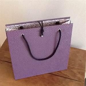 L Eclat De Verre : sac en cartonnage d apres un tuto de l eclat de verre ~ Melissatoandfro.com Idées de Décoration