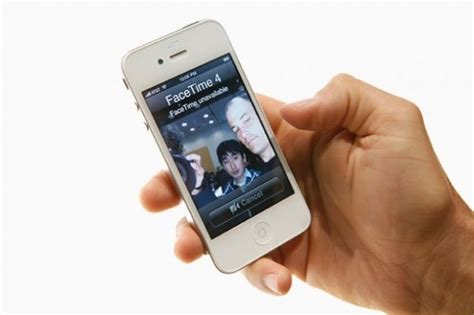 facetime for iphone 6 ios 6 users suffer major facetime outage cult of mac Facet