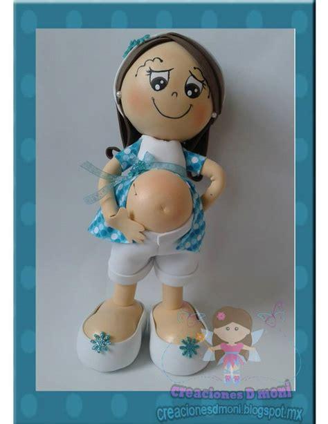 fofucha embarazada diy patronesmil