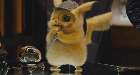 Detective Pikachu First Reactions