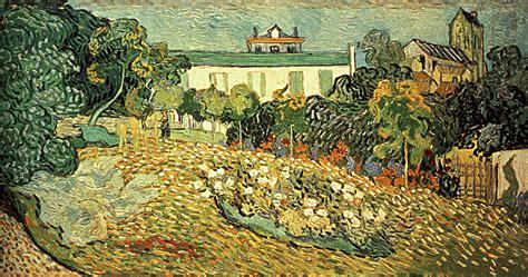 1890 vincent gogh le jardin de daubigny huile sur